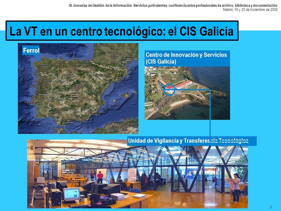 3 XI Jornadas de Gestión de la Información.