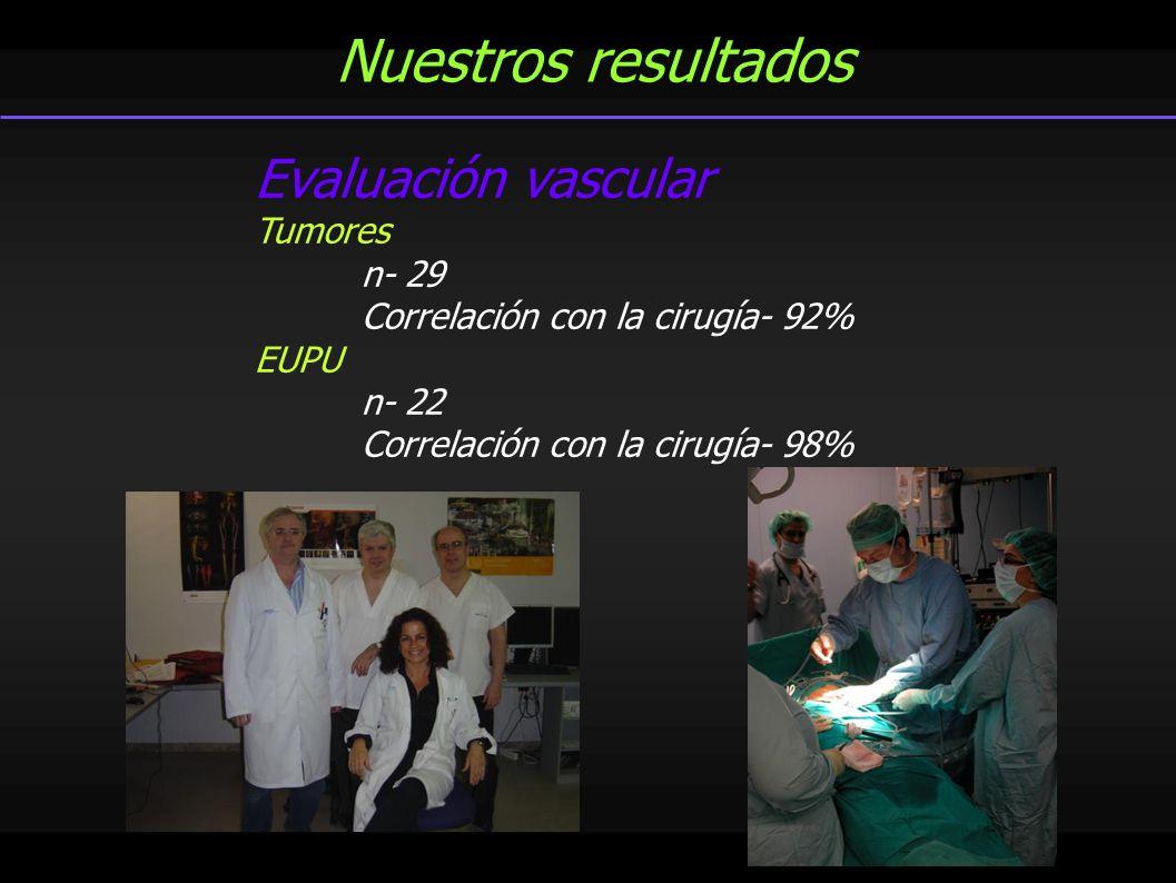 Conclusión Cirugía laparoscópica renal campo de visión limitado TCMC planificación quirúrgica Relaciones anatómicas Pedículo vascular y variantes Patología