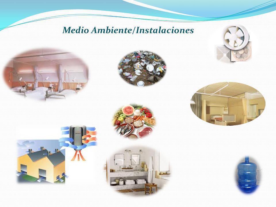 Medio Ambiente/Instalaciones