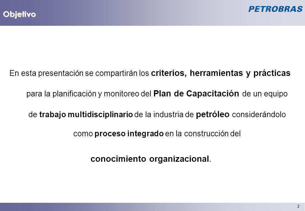 2 2 En esta presentación se compartirán los criterios, herramientas y prácticas para la planificación y monitoreo del Plan de Capacitación de un equip