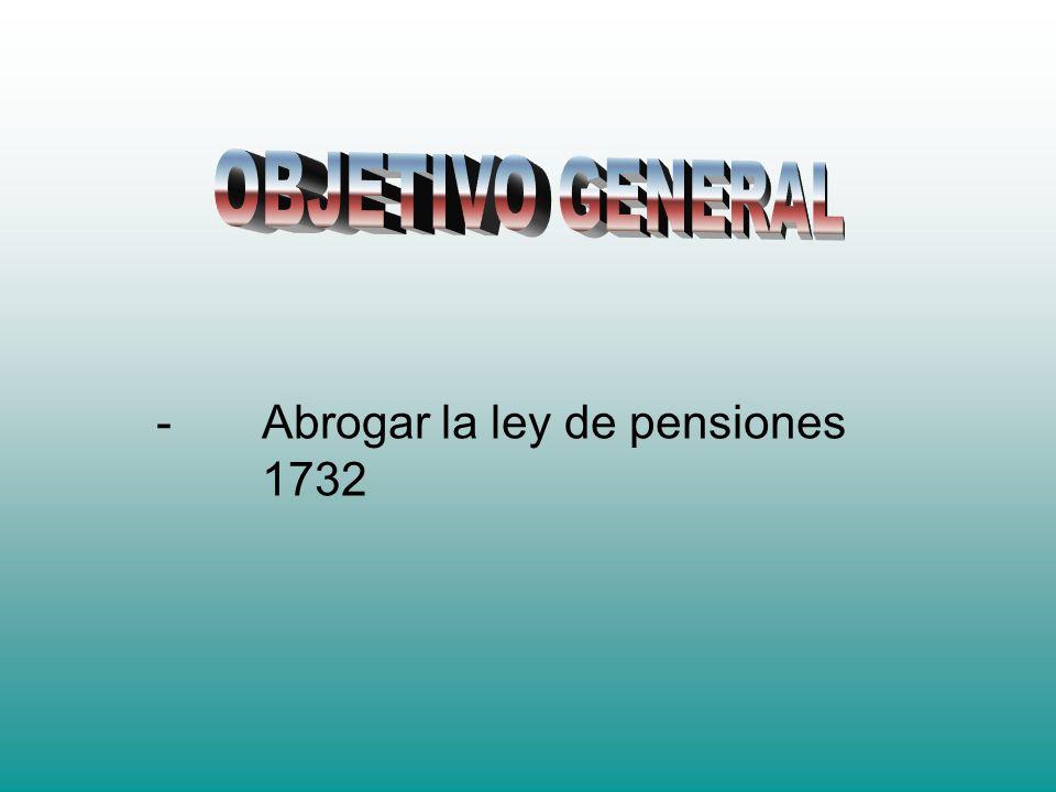 10.- OBLIGACIONES DEL ESTADO POR RENTAS EN CURSO DE PAGO -El Estado seguirá pagando las rentas en curso para el futuro se tiene que liberar al TGN de esta obligación.