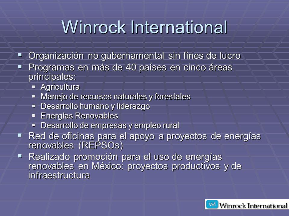Apoyos al Desarrollo de Proyectos con Energía Eólica en México Estudio de factibilidad para el proyecto de La Venta II (CFE) Estudio de factibilidad para el proyecto de La Venta II (CFE) Traducción del Atlas Eólico de Oaxaca, realizado por NREL Traducción del Atlas Eólico de Oaxaca, realizado por NREL Elaboración de Guia para el Desarrollo de Proyectos de Energía Eólica Elaboración de Guia para el Desarrollo de Proyectos de Energía Eólica Reporte sobre Arrendamiento de Tierras para Centrales Eólicas Reporte sobre Arrendamiento de Tierras para Centrales Eólicas