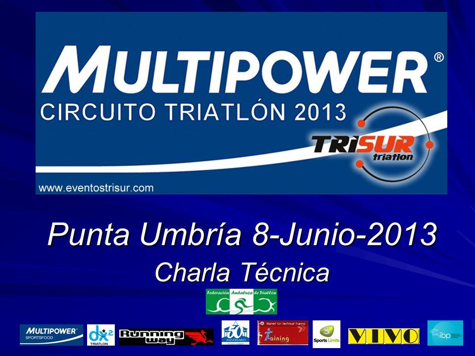 Punta Umbría 8-Junio-2013 Charla Técnica