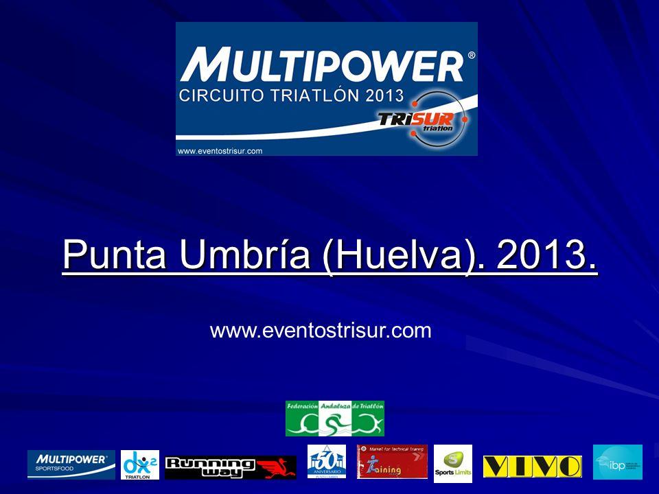 Punta Umbría (Huelva). 2013. www.eventostrisur.com