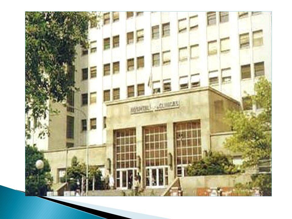 Instituto Facultar.Sede Hospital de Clínicas José de San Martín.