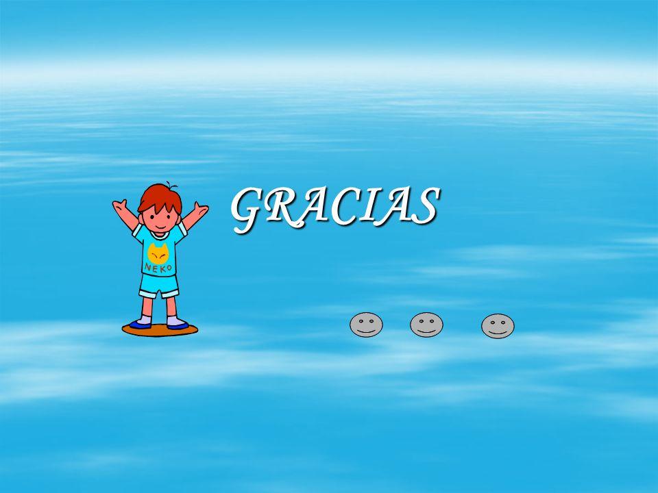 GRACIAS GRACIAS