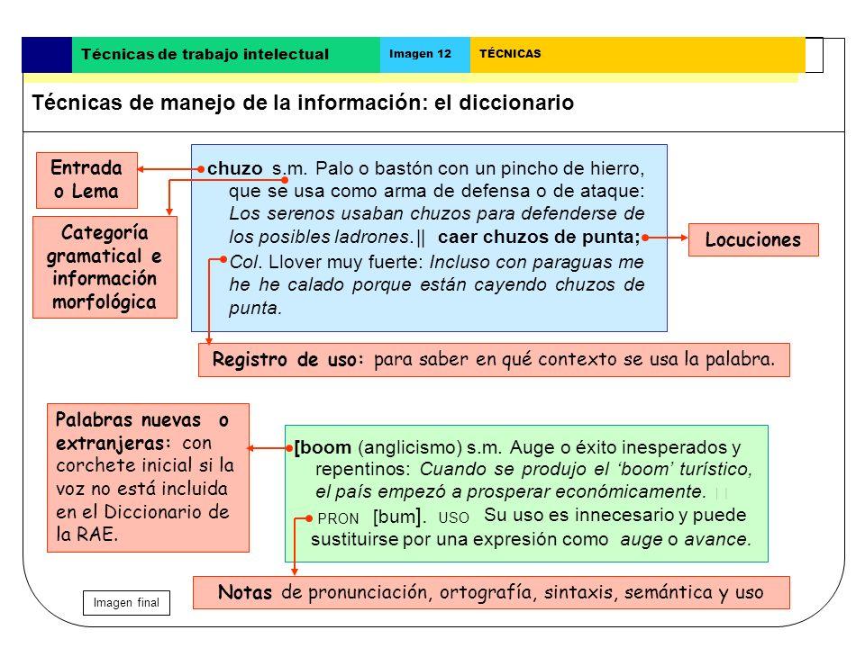 Sirven para ordenar y clasificar la información que extraemos de las fuentes que consultamos. Sirven para ordenar y clasificar la información que extr