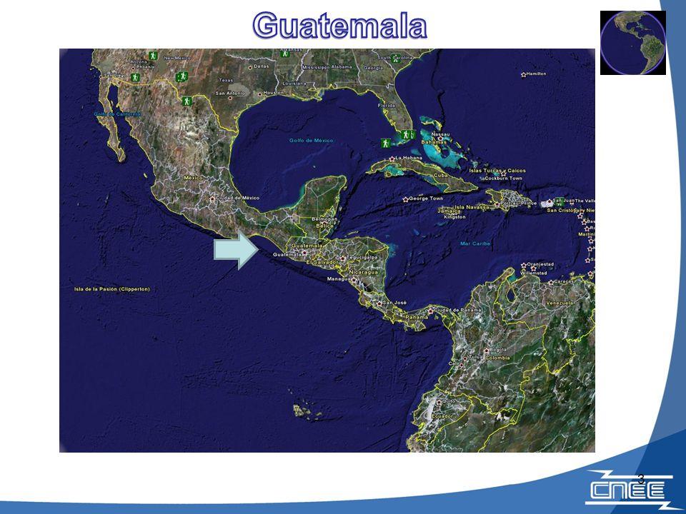 Extensión territorial: 108,890 km^2 Coordenadas geográficas: 15 30 N, 90 15 W Población: 13,002,206 habitantes (est.