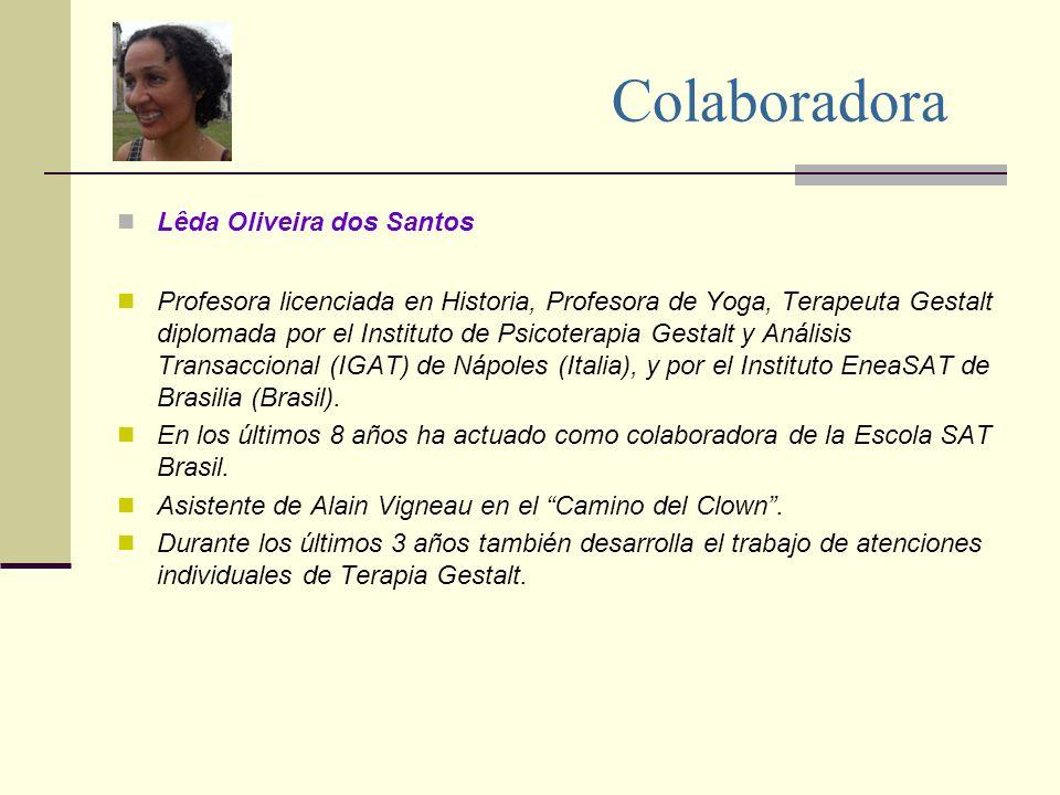 Colaboradora Marina Gutiérrez Actriz y directora con más de veinticinco años de experiencia profesional. Formada en Córdoba (Argentina) en Interpretac