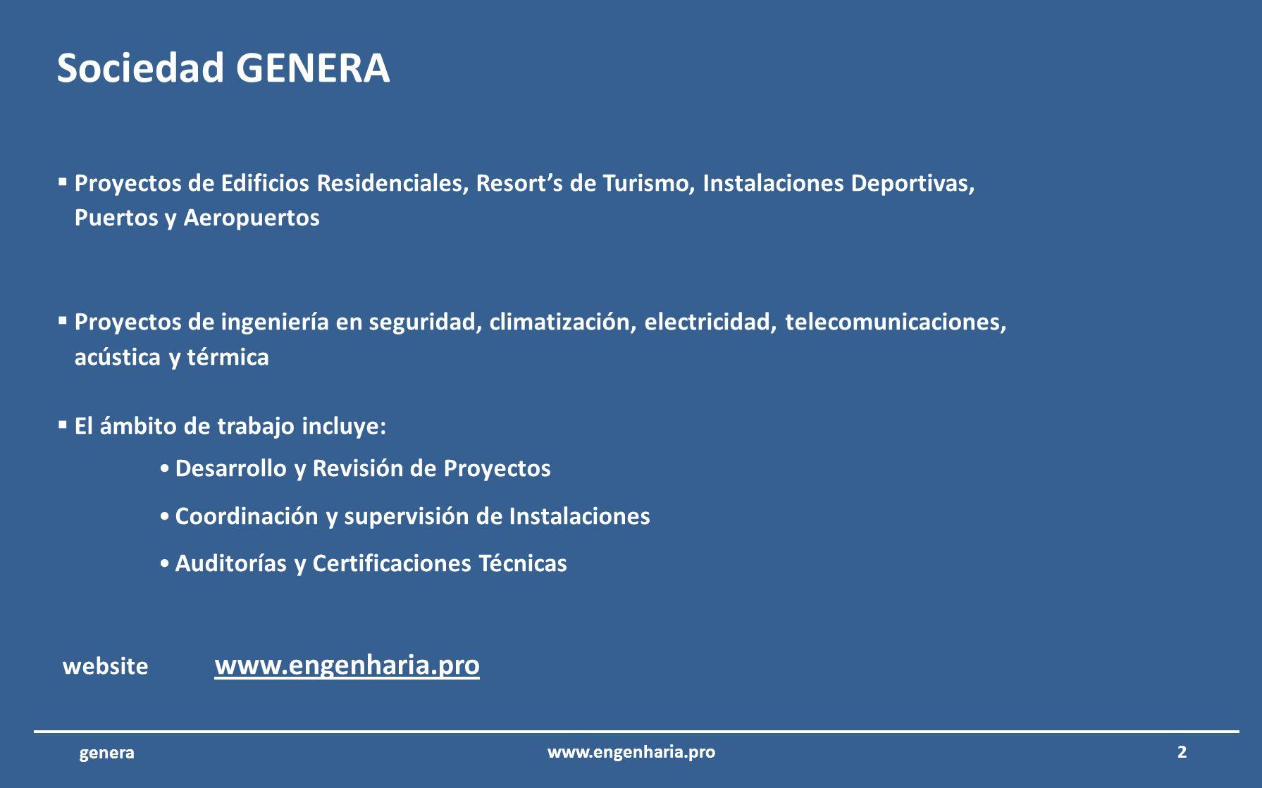 12www.engenharia.pro genera Metro del Porto – Porto – Portugal Coordinación y supervisión de los proyectos de ingeniería de la edificación de operaciones y control del Metro del Porto.