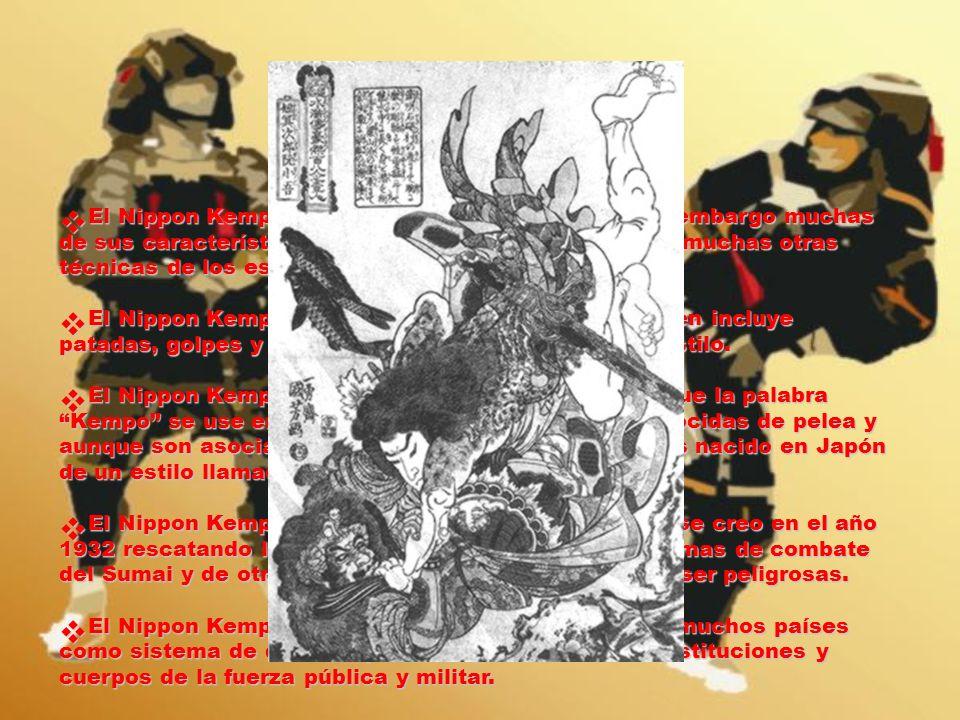 Es la técnica japonesa que describe al estilo de combate libre, tendencia de las artes marciales de pelea cuerpo a cuerpo tradicionales sin armas. Est
