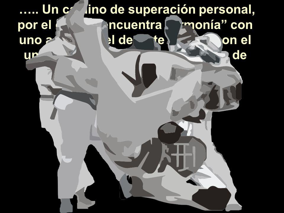 En México el Nippon Kempo es ….. Disciplina. Respeto. Superación. Es más que un deporte, mas que un estilo marcial de pelea, mas aún que una simple ac