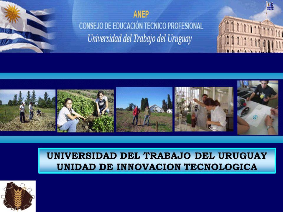 La UIT es una unidad nueva creada en el marco del Proyecto Fortalecimiento Institucional para la retención estudiantil.