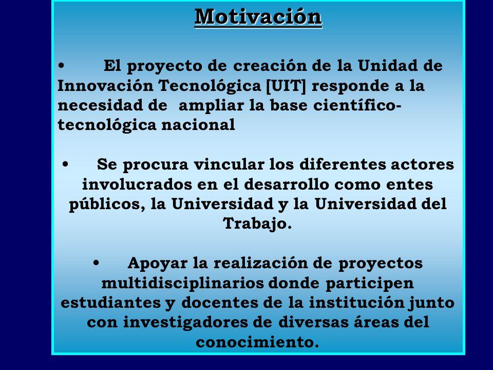 Objetivos Generales Motivar a los estudiantes a permanecer vinculados a los estudios formales.