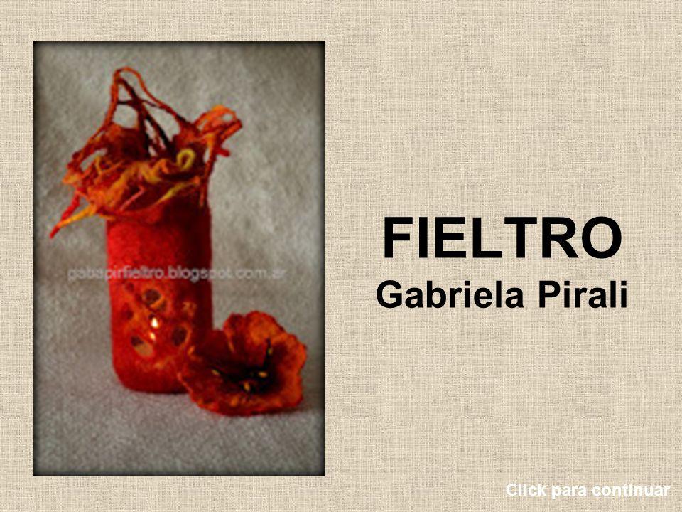 FIELTRO Gabriela Pirali Click para continuar