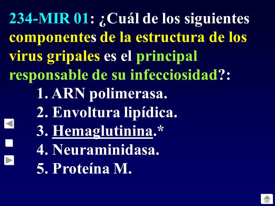 233-MIR 01: ¿En qué situación clínica el uso de la reacción en cadena de la polimerasa (PCR) se ha convertido en la técnica de referencia para realiza