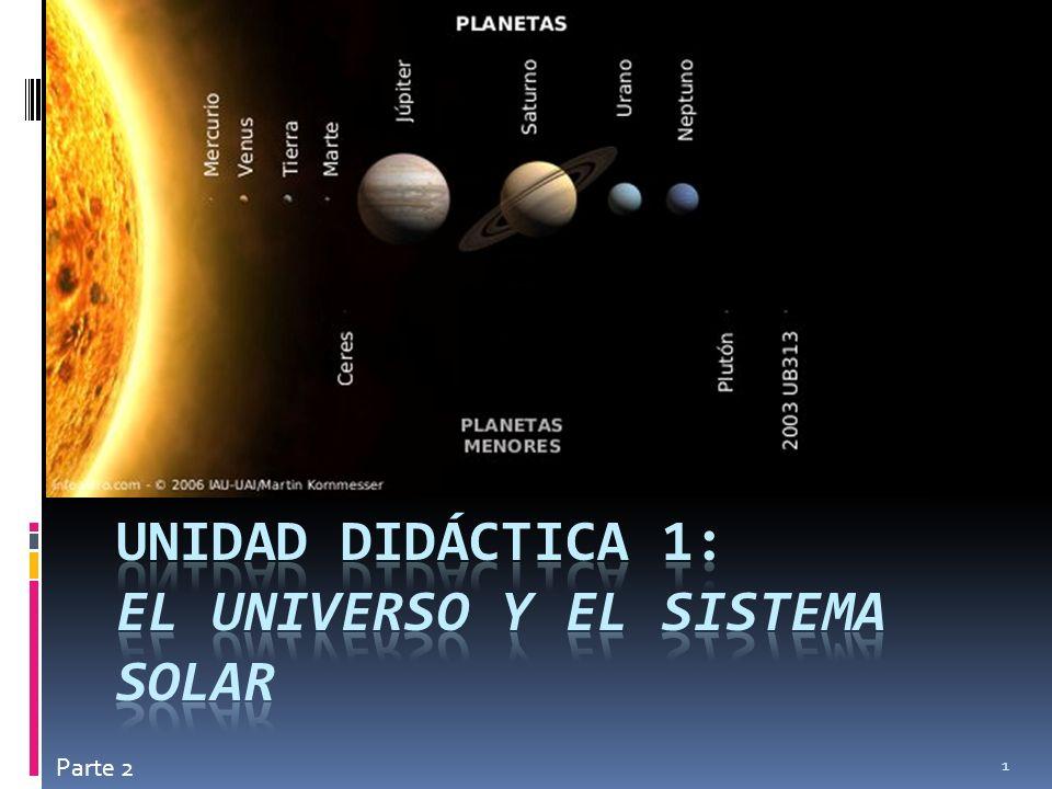 La observación del cielo Los pueblos primitivos notaron que los astros del cielo seguían una trayectoria muy regular.