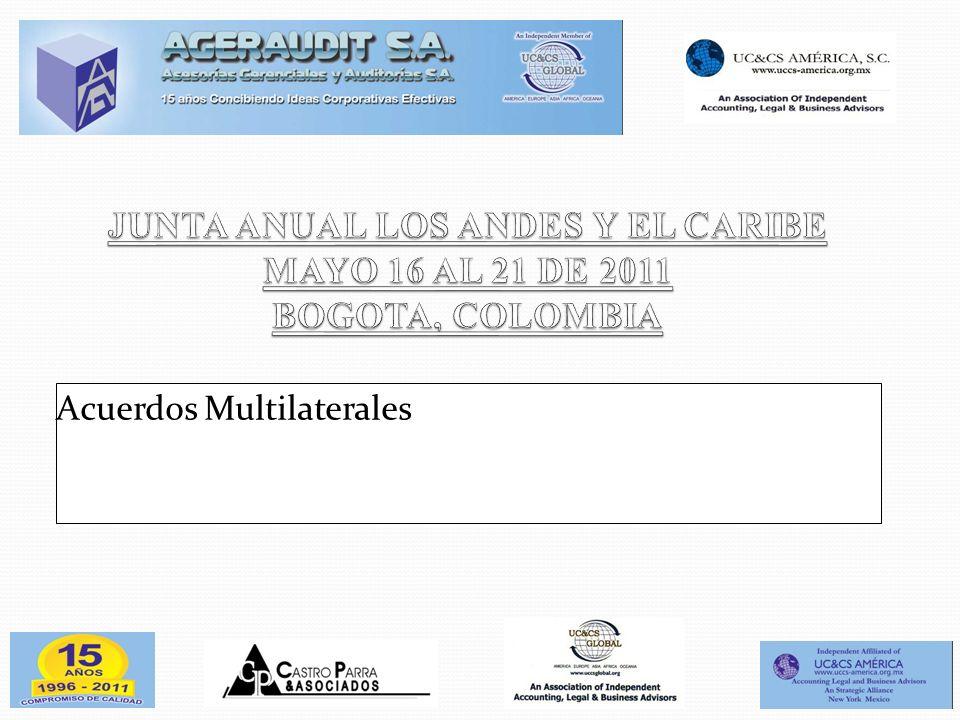 Acuerdos Multilaterales