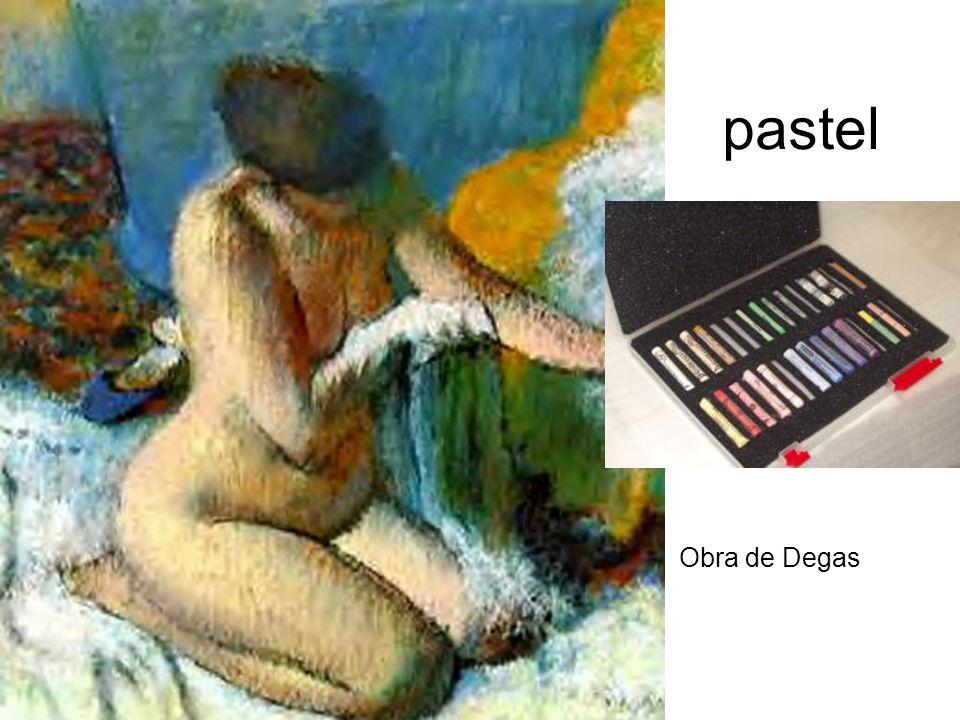 pastel Obra de Latour