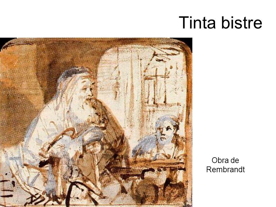 Tinta sepia Obra de Guercino