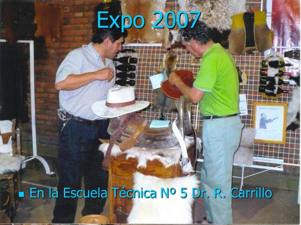 Expo 2008 en S.U.M. de Esc. Técnica Expo 2008 en S.U.M. de Esc. Técnica