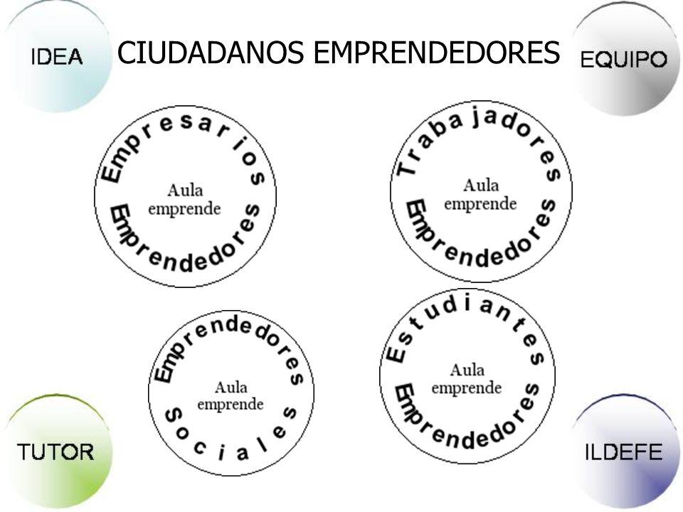 CIUDADANOS EMPRENDEDORES