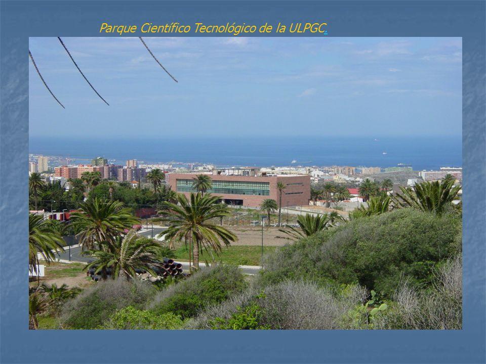 Parque Científico Tecnológico de la ULPGC..