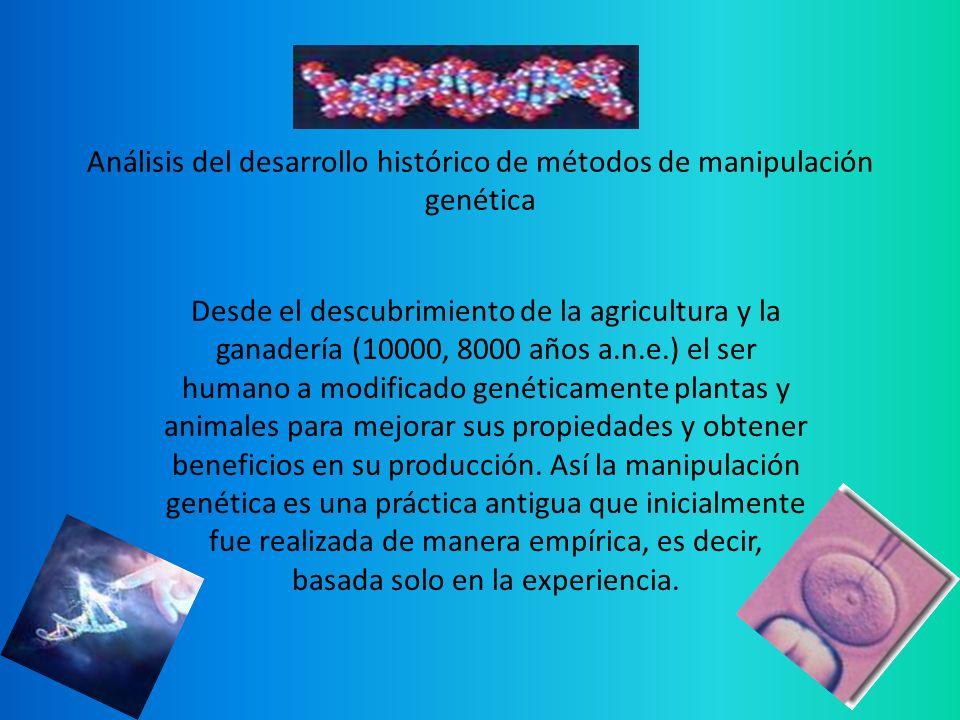 La biotecnología La biotecnología es el uso de seres vivos o de compuestos obtenidos a partir de ellos para obtener productos de valor de los seres humanos.
