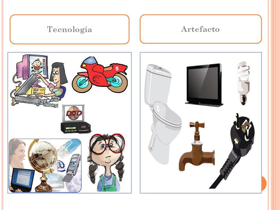 Tecnología Artefacto