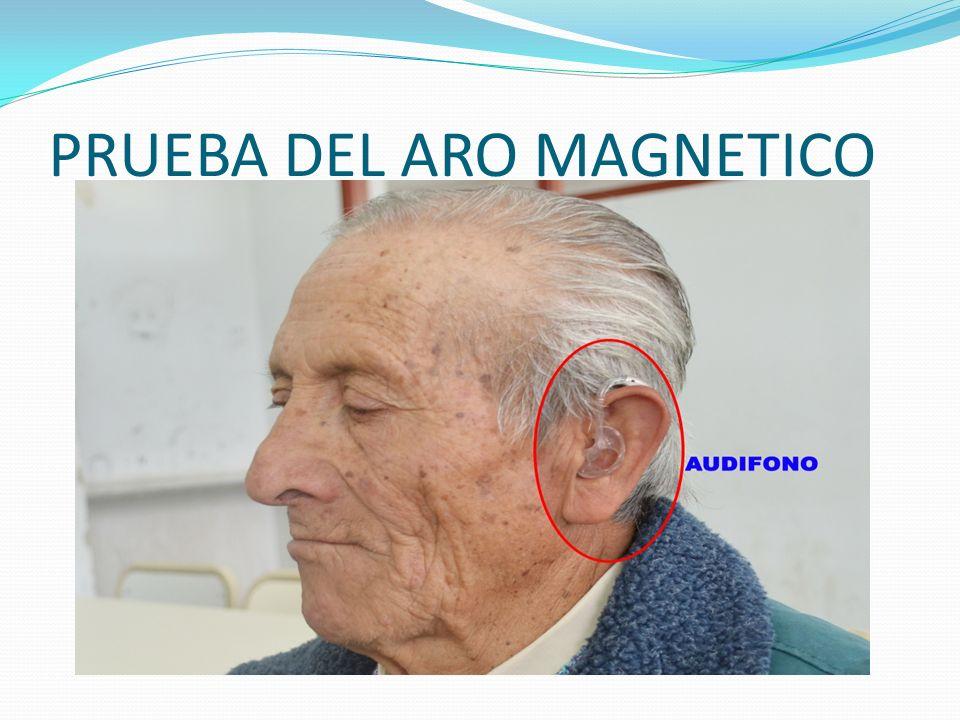 PRUEBA DEL ARO MAGNETICO