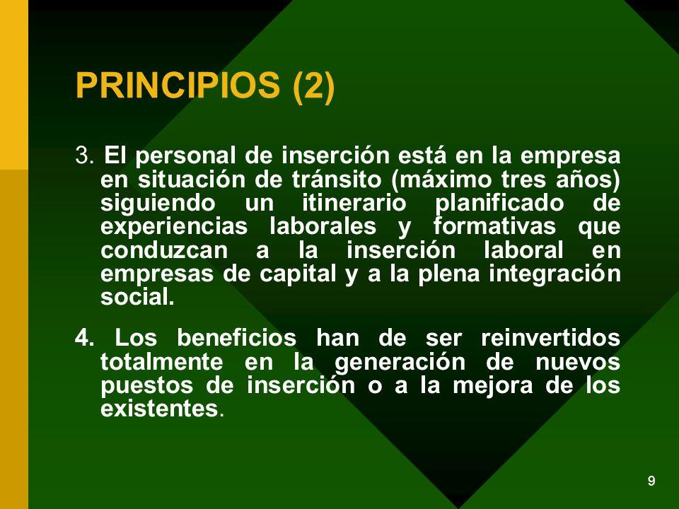 9 PRINCIPIOS (2) 3.