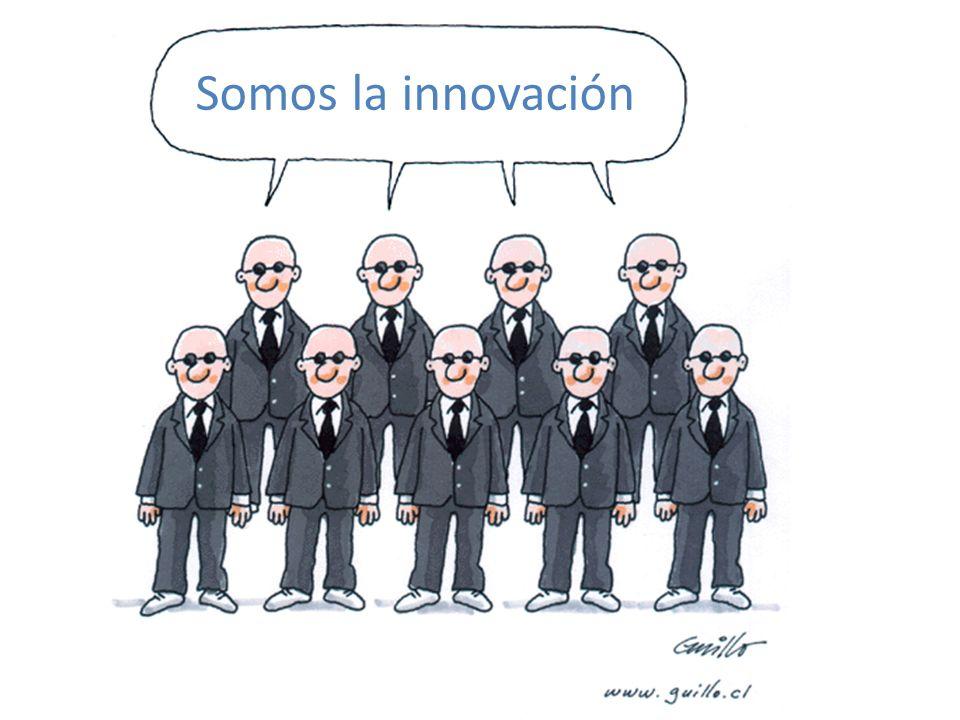 Somos la innovación