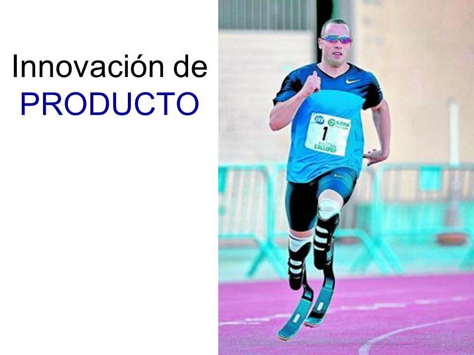 Innovación de PRODUCTO