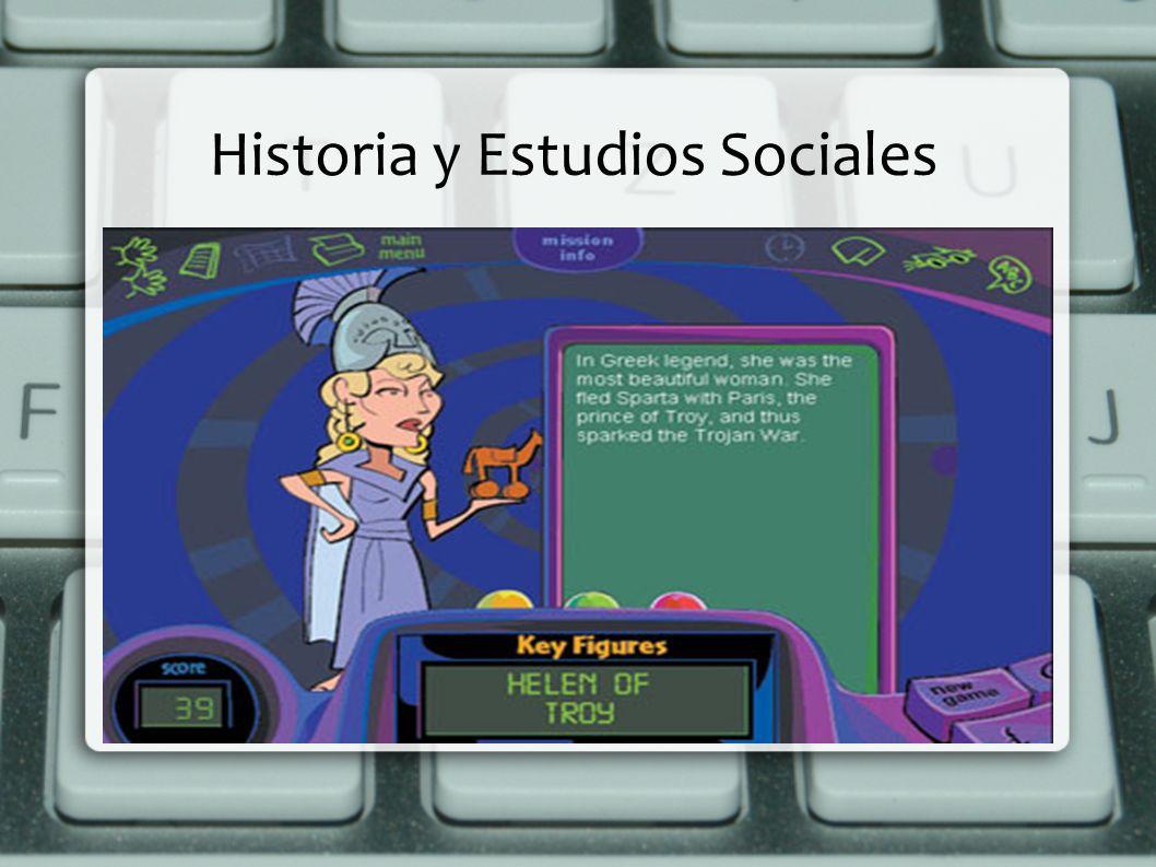 Historia y Estudios Sociales