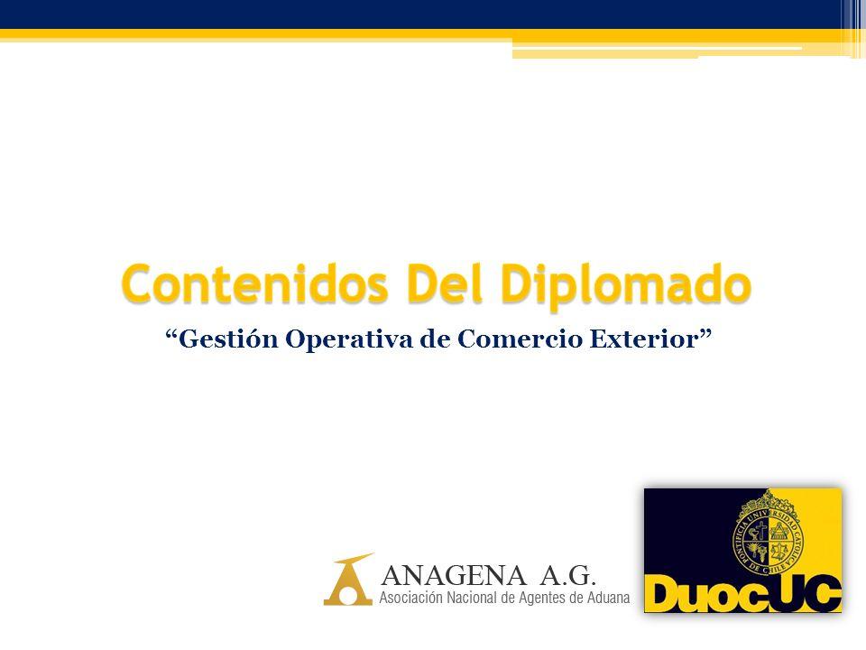 Gestión Operativa de Comercio Exterior