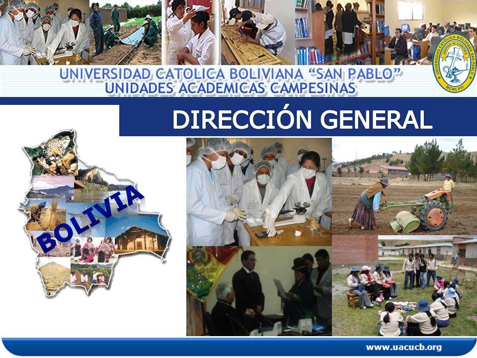Socio Económico Educativo Una tercera parte de la población boliviana habita en el área rural, 64% es extremadamente pobre.