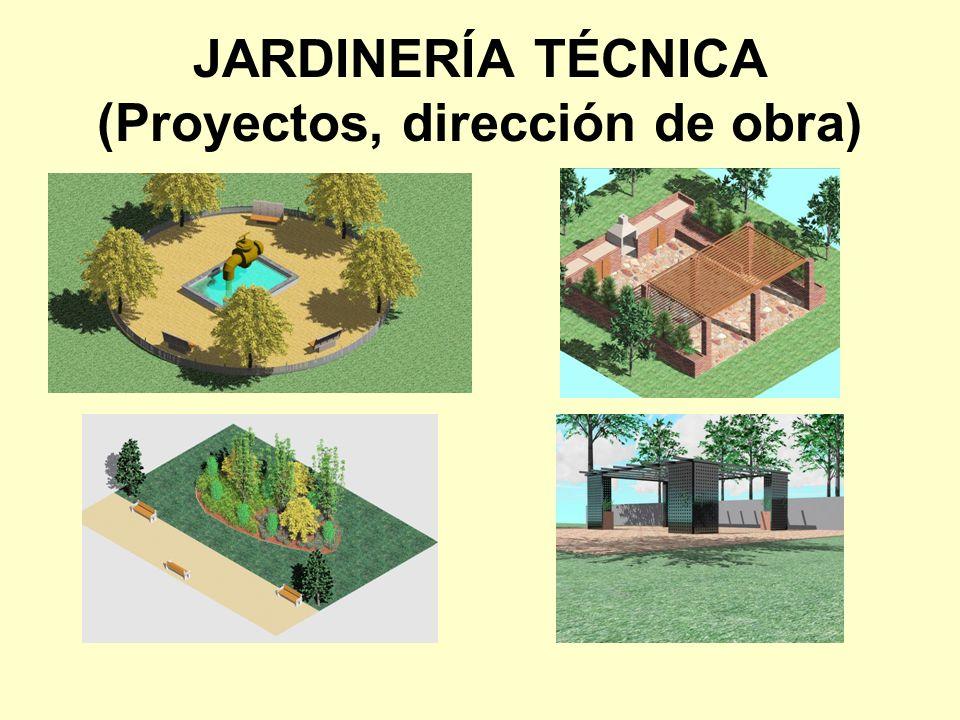 Jardinería técnica Proyectos y dirección de obras Realización de jardines Mantenimiento de zonas verdes Tlf.-685820758 Fax.- 918124138 E-mail: arteypu@hotmail.comarteypu@hotmail.com C/Isla de la toja,142 – Urb.