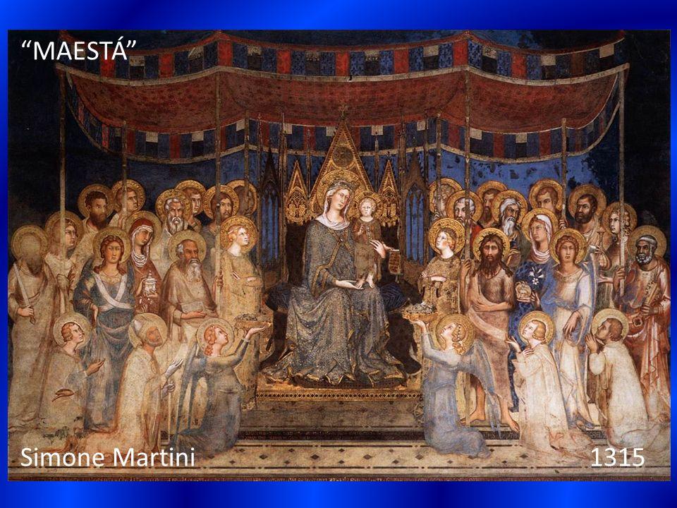 MAESTÁ Simone Martini 1315