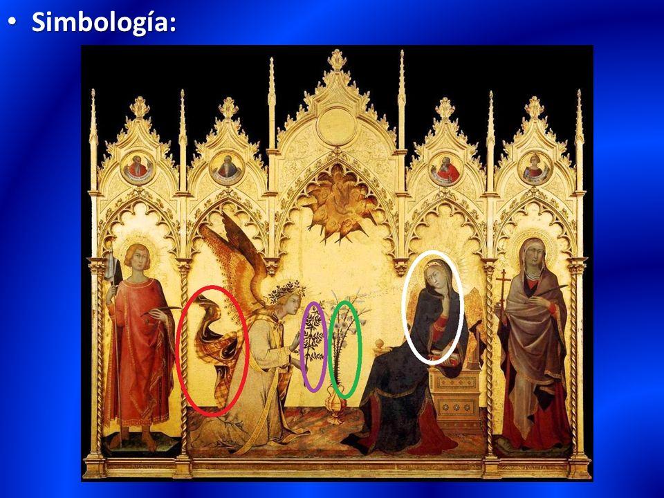 Simbología: Simbología: