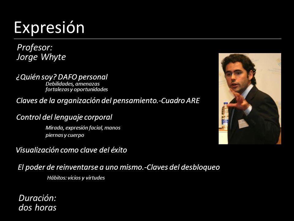 Presentaciones Profesora: Rosa Berlanas Duración: dos horas La preparación como elemento indispensable Abrirse a la creatividad.