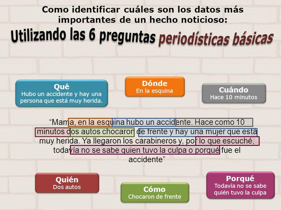 DESCENLACE DESARROLLO INICIO (contexto) Debutan salvavidas nocturnos ¿Cuál es la noticia.