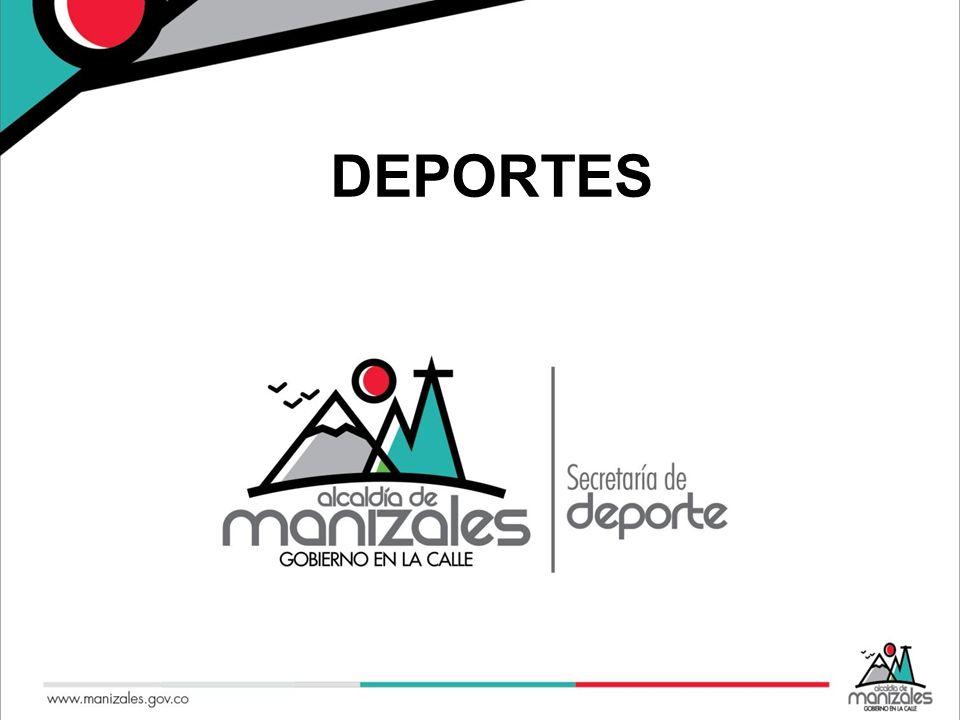 REACTIVACIÓN DEL BALONCESTO PROFESIONAL Alianza Alcaldía de Manizales, Liga Caldense de Baloncesto y Once Caldas para promocionar, masificar y formar nuevos talentos deportivos.