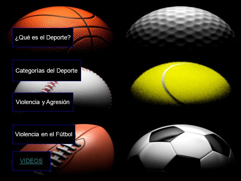 Los deportes promueven la salud mental, la paz del espíritu, alivian las hostilidades naturales, la agresividad.