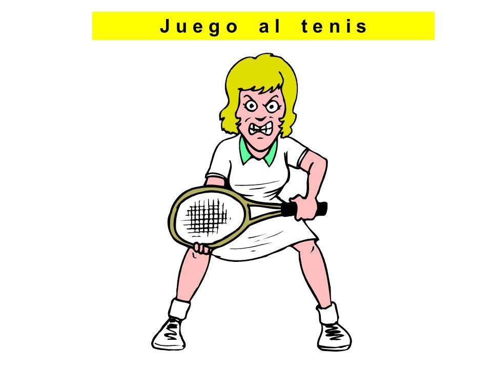 Me llamo Juan.Tengo 14 años. Practico muchos deportes.