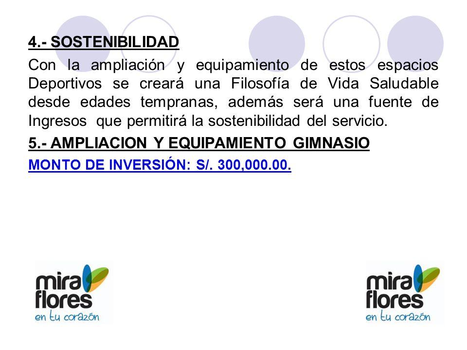 PROYECTO AMPLIACION Y EQUIPAMIENTO GIMNASIO MUNICIPAL-TERRAZA ANTESDESPUÉS