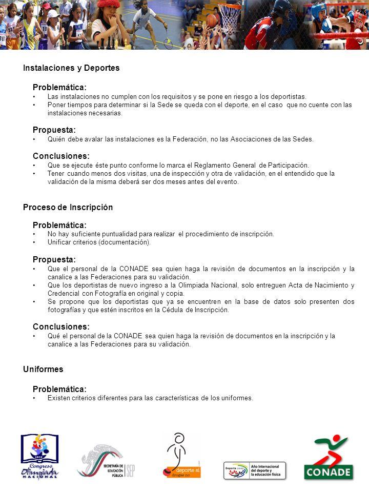 Propuesta: Unificar criterios mediante el manual de uniformes.