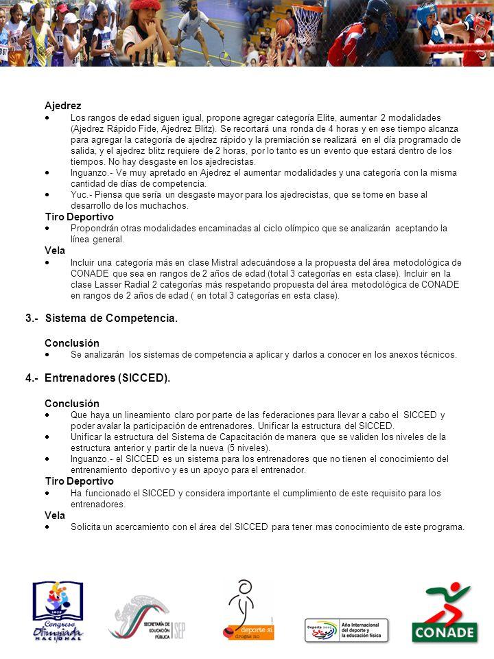 5.-Altas, Bajas y Sustituciones.