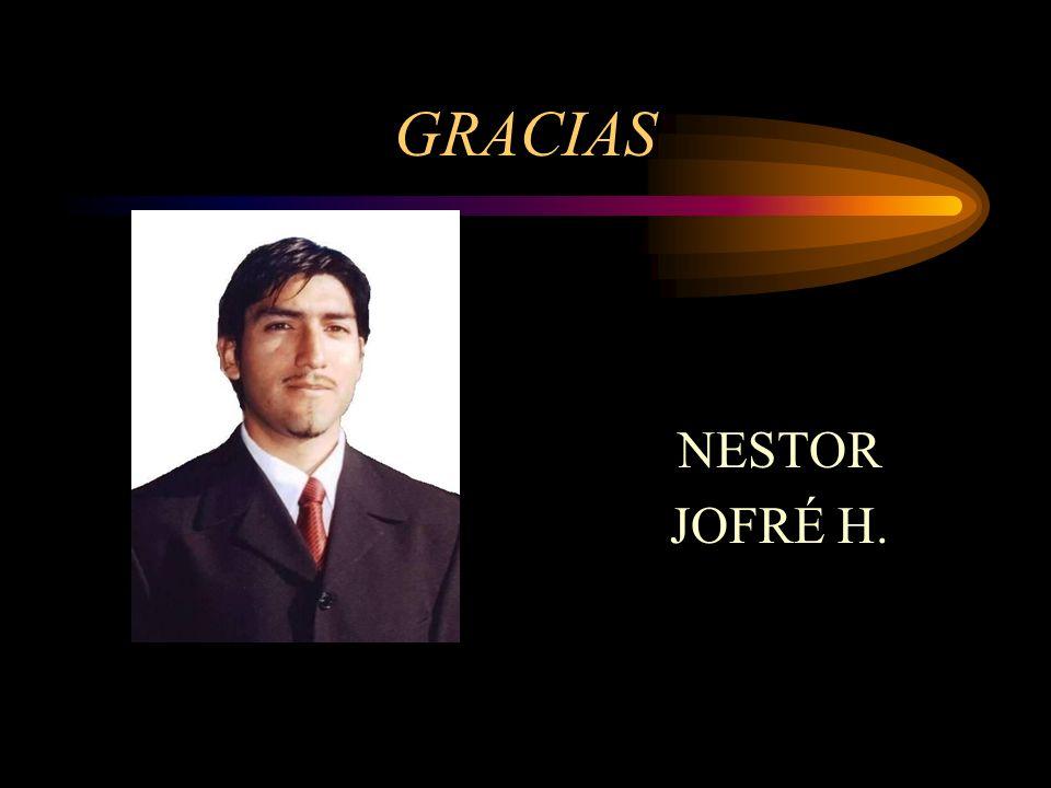 GRACIAS NESTOR JOFRÉ H.
