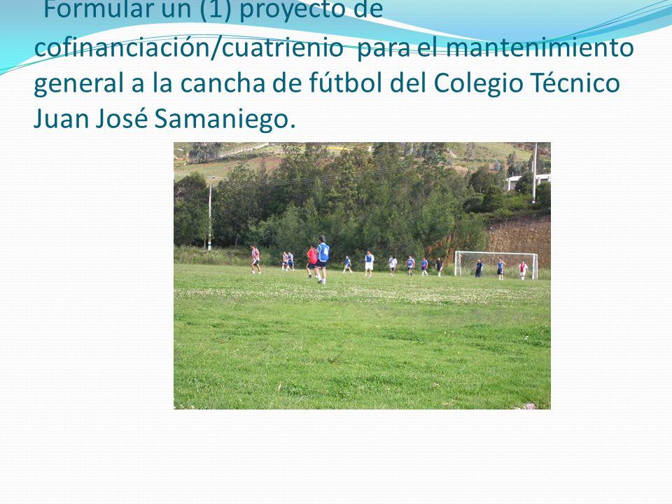 Celebrar (4) eventos del Día del Deporte en el Municipio de Corrales, por año