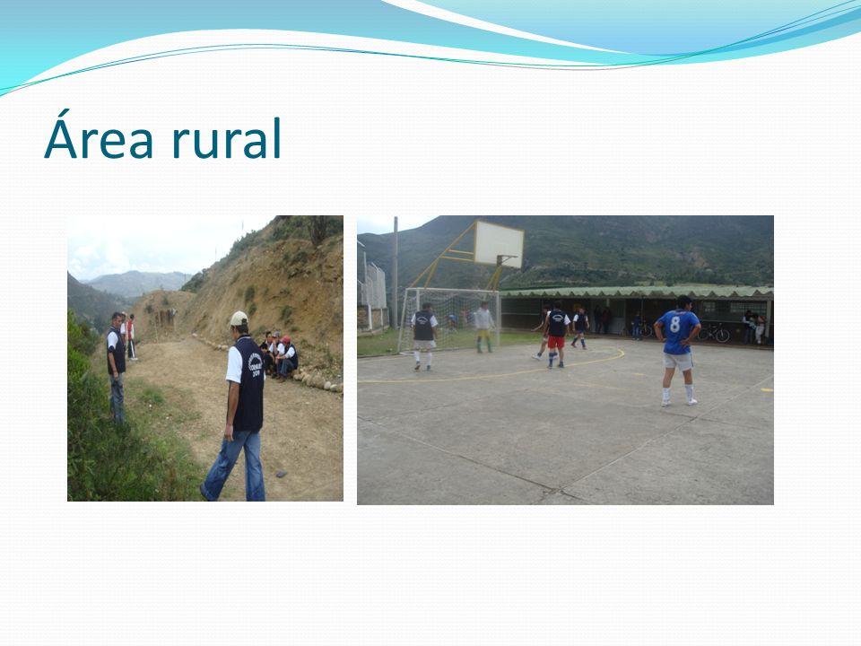 1 - Construir, mejorar y adecuar escenarios para la práctica del deporte, la recreación y el aprovechamiento del tiempo libre en el area urbana y rura